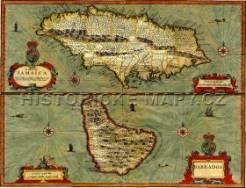 JAMAICA - BARBADOS