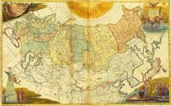 IMPERII RUSSICI TABULA GENERALIS